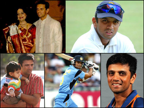 Free Information and News about Cricketers of India - Rahul Dravid