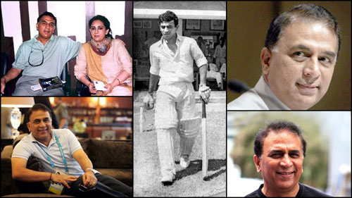 Free Information and News about Cricketers of India - Sunil Gavaskar