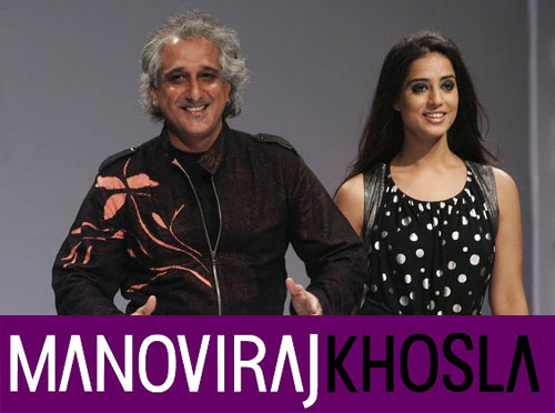 Free Information and News about Fashion Designers of India - Famous Indian Fashion Designers - Manoviraj Khosla