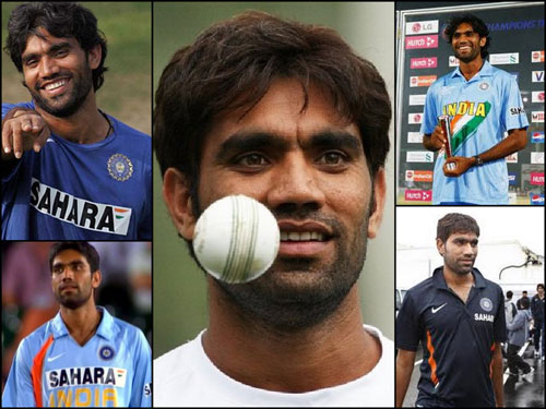 Free Information and News about Cricketers of India - Munaf Patel
