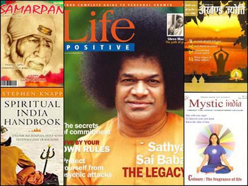 Free Information and News about Spiritual Magazines in India